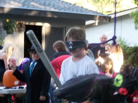 Bear River Tubers Halloween 2009