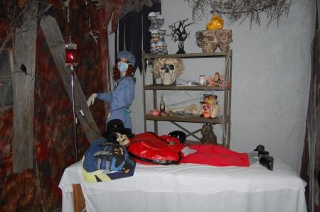 The nurse says Michael Jackson isn't doing too well
