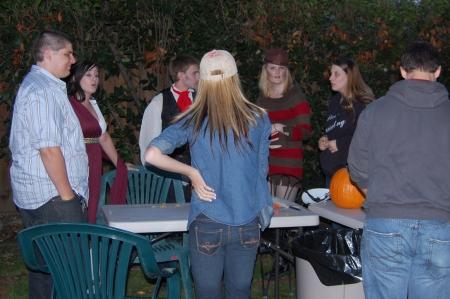 Bear River Tuber Halloween 2010