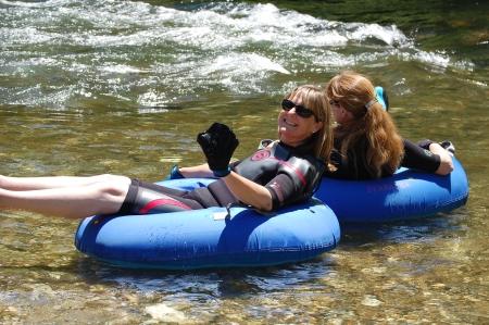 Bear River Tubers June 2010